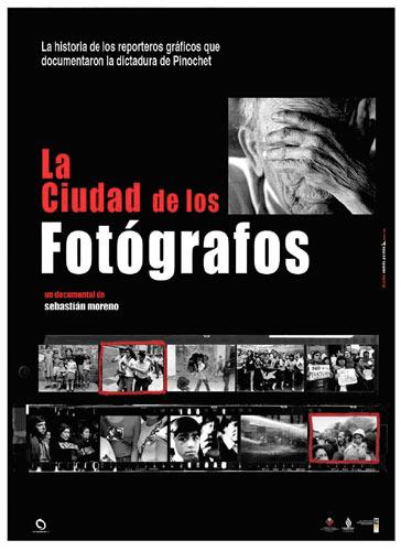 La ciudad de los fotografos - Dictadura Chile