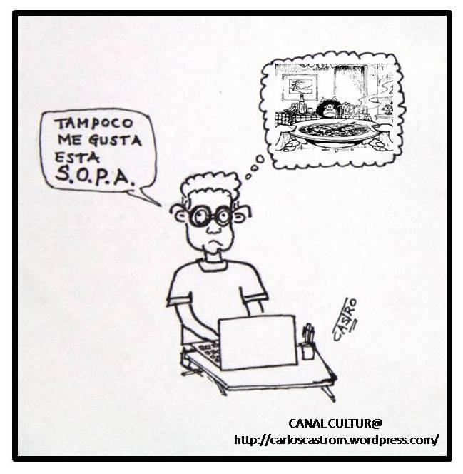 Caricatura - caricaturísta - Carlos Andrés Castro Macea