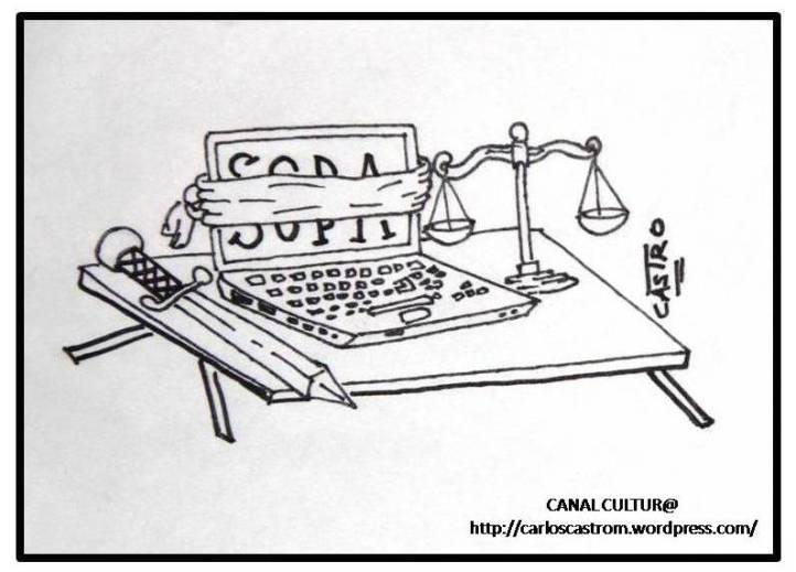 Caricaturas de CASTRO