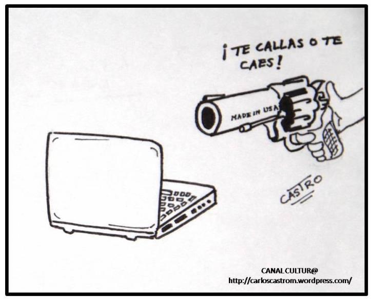 Sobre libertad de expresión en internet - Stop SOPA/PIPA