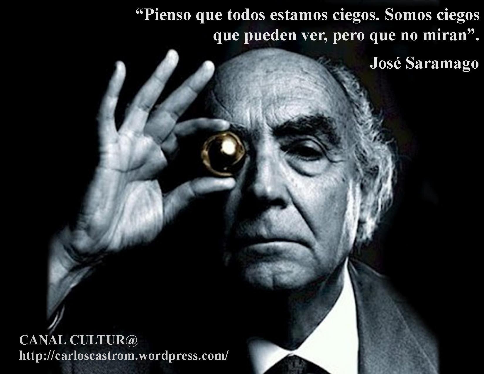 José Saramago La Alternativa Al Neoliberalismo Se Llama