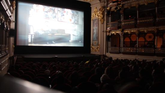 Teatro Adolfo Mejia en FICCI - CANAL CULTUR@ - Foto Luis castroman