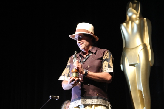 FICCI Premios- CANAL CULTUR@ - Foto Luis castroman