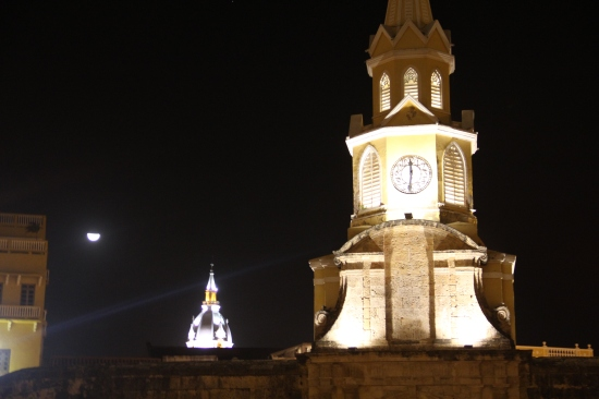 Cartagena torre del reloj  - CANAL CULTUR@ - Foto Luis castroman