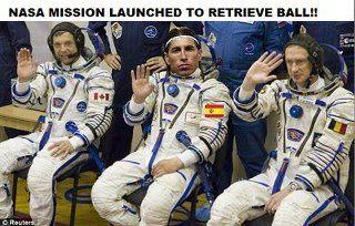 astronautos y ramos