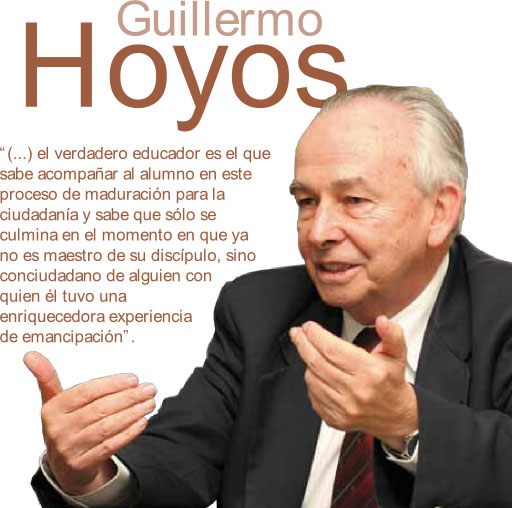 Guillermo Hoyos [IN MEMORIAN]