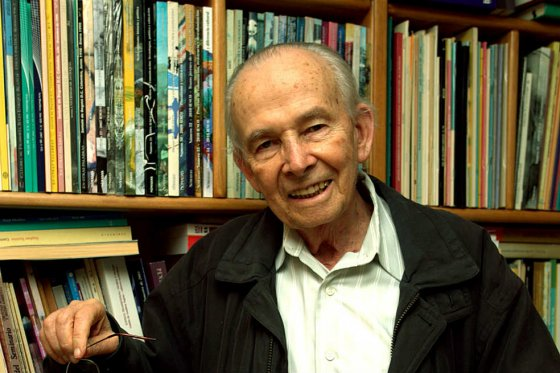 Guillermo Hoyos Vásquez era un abanderado de la Teoría crítica promulgada por el filósofo alemán Jürgen Habermas./ Cortesía: El Tiempo