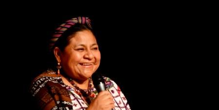 Rigoberta_Menchu_nobel paz - foto