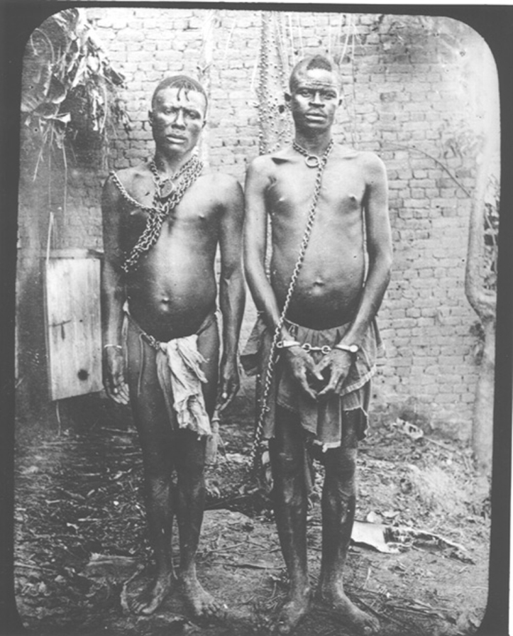 208_Belgian_Congo_The_Chain_Gang_at_Bauliri