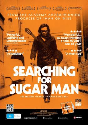 Buscando a Sugarman (Malik Bendjelloul) – Suecia
