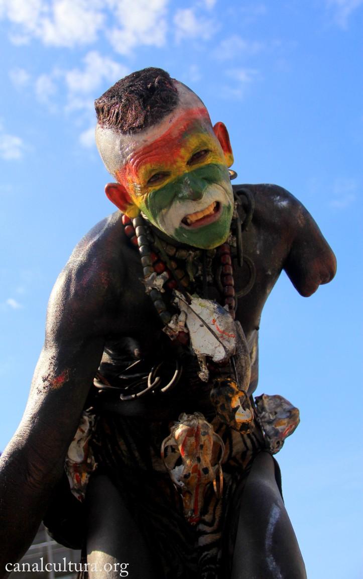 Carnaval 42 Luis Castroman - Canal Cultura