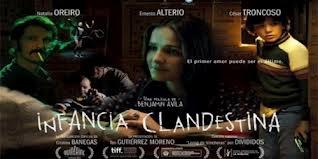 Infancia Clandestina - Benjamín Ávila