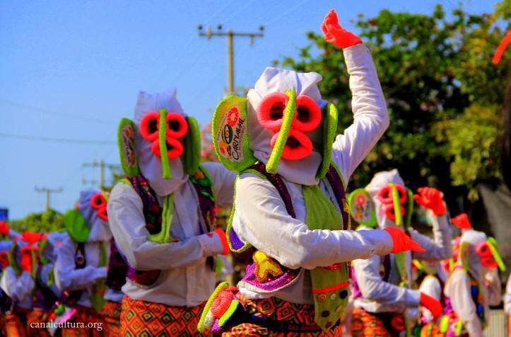 Marimonda carnaval Luis Castroman - Canal Cultura.