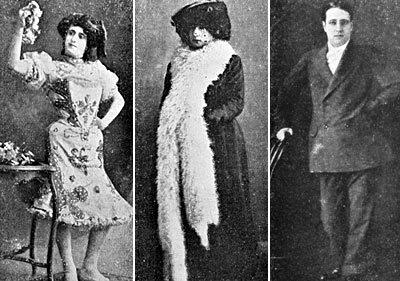 travestismo mujeres que vivieron como hombres