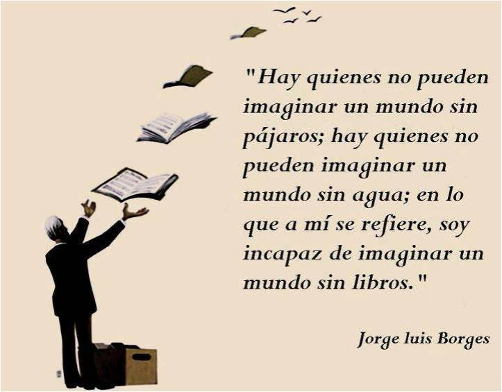Frase Borges
