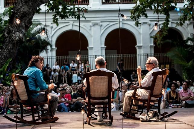 Hay festival - Canal Cultura - Joaquin Sarmiento