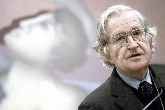 Noam Chomsky Canal Cultura