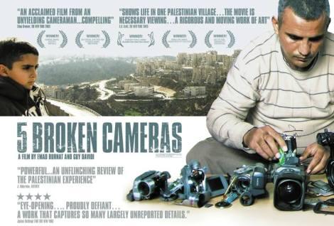 5 broken cameras - 5 camaras rotas