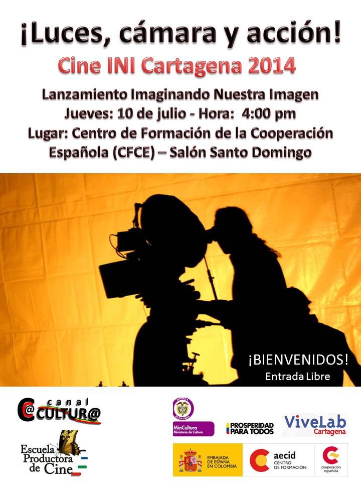 Lanzamiento Cine INI 2014 - canal cultura