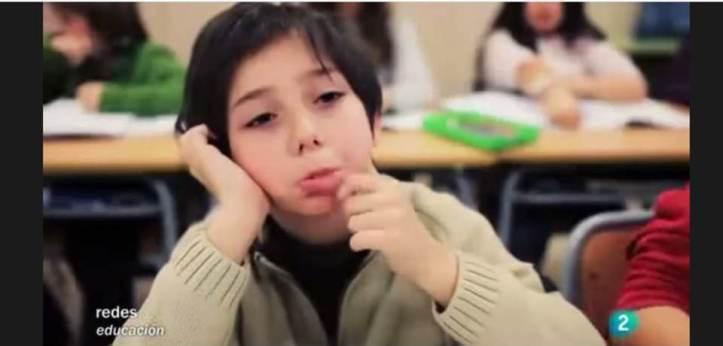 por qué los niños se aburren en la escuela