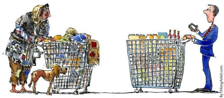 Por qué somos pobres
