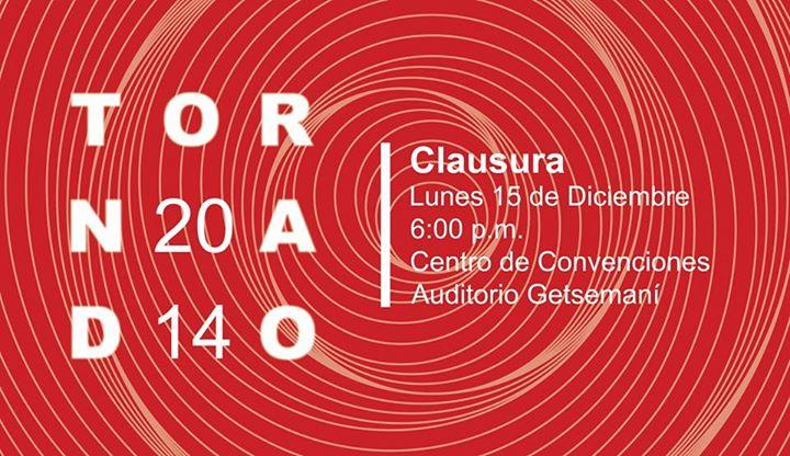 Tornado Cartagena - Festival Audiovisual