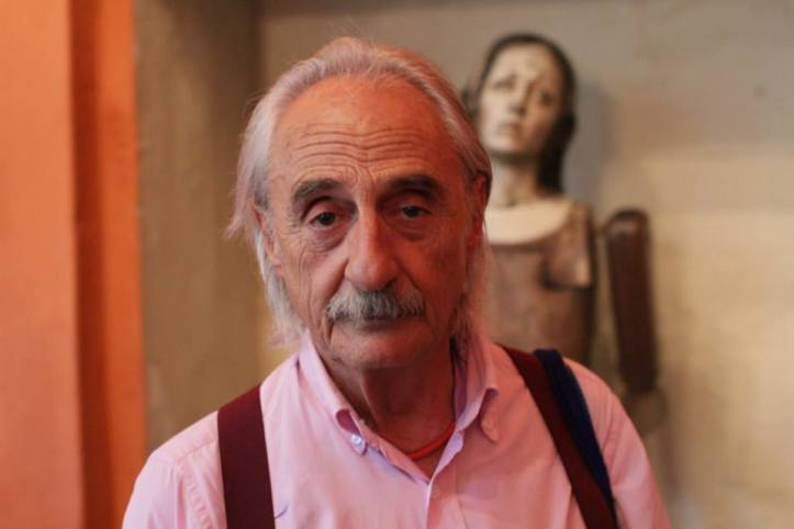 Afredo Molano entrevista Canal Cultura Hay Festival