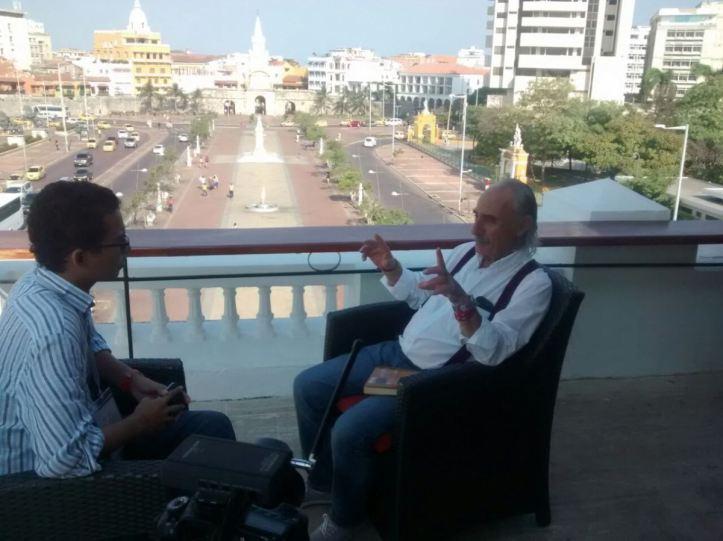 Entrevista a Alfredo Molano - Canal Cultura