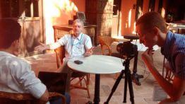 Entrevista Sergio Cabrera Canal Cultura