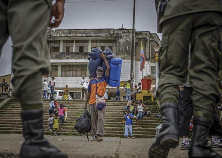 Tanguí se desplaza - Quibdó - Fotógrafo - Juan Arredondo - 2014