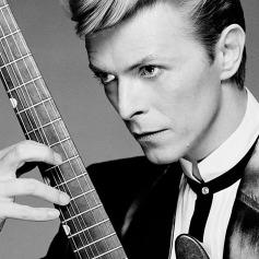 david bowie canalcultura guitarra