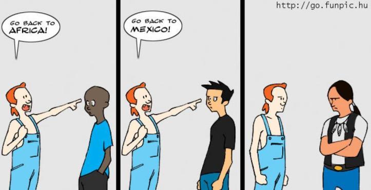 discriminacion xenofobia