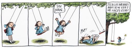 Enriqueta por Liniers.